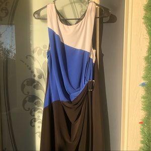 Sleeveless Tahari Size 16 Dress